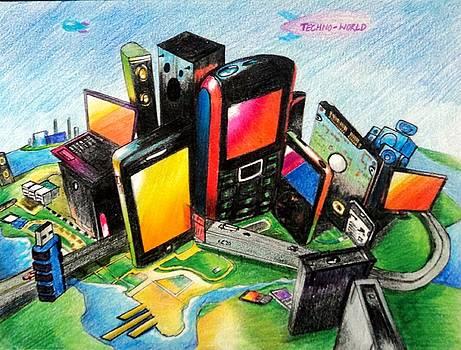 Technoworld  by Archit Singh