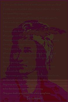 Tecumseh by David Strong