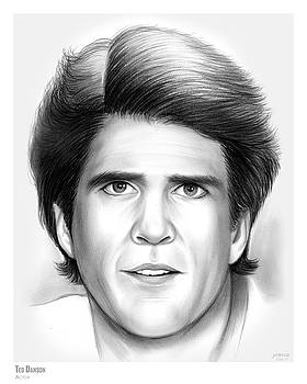 Ted Danson by Greg Joens