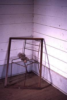 Teddy-bear Chair Corner by Curtis J Neeley Jr