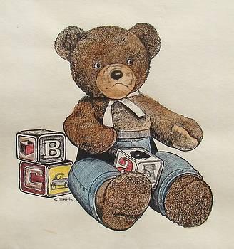 Teddy Bear by Charles Roy Smith