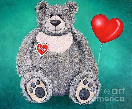 Caroline Street - Teddy Bear Eli