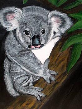 Teddy Bear by Vickie Wooten