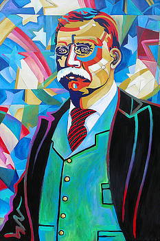 Teddy Roosevelt by Gray