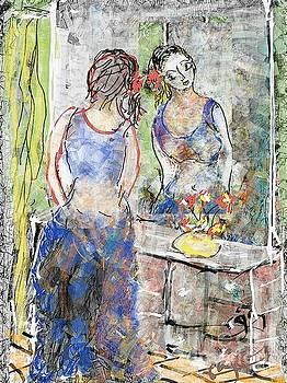 Teen mirror  by Subrata Bose