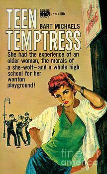 Teen Temptress by Harry Barton