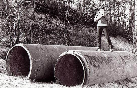 Teenage Wasteland by Steve Karol