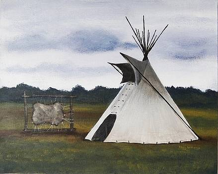 Teepee by Stacy Williams