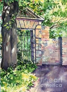 The Narrow Gate, Bradford on Avo by Barbara Bullard