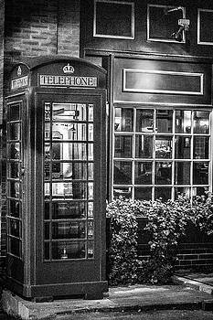 Telephone Booth by Randy Bayne