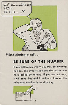 Chicago and North Western Historical Society - Telephone Etiquette Employee Manual