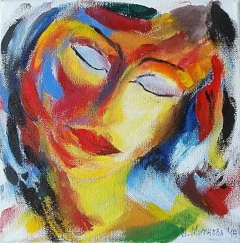 Tell me - I listen you by Nina Mitkova