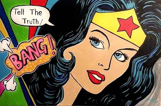 Tell the Truth by Marisol DAndrea