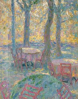 Temarski Vrt 1907 by Grohar Ivan