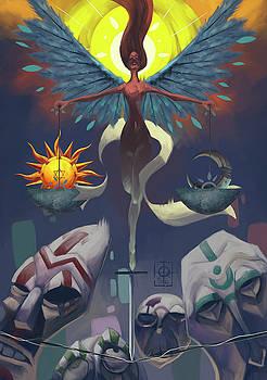 Temperance by Octavio Cordova