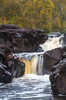 Temperance River by Bill Frische