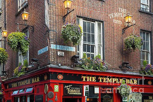 Brian Jannsen - Temple Bar - Dublin