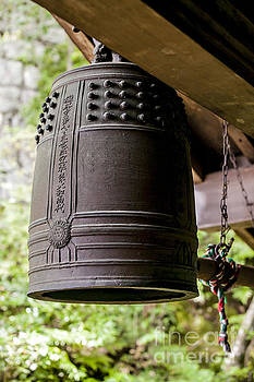 Temple Bell by Ben Johnson