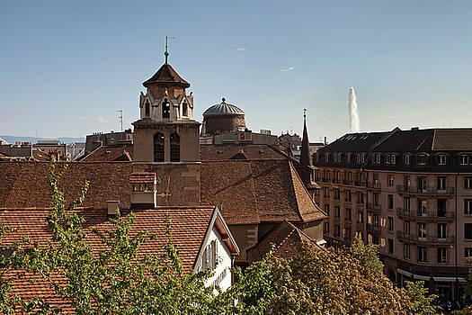 Aivar Mikko - Temple de La Madeleine in Geneva Old Town