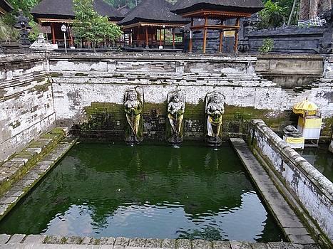 Temple Fountain by Exploramum Exploramum