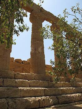 Temple of Hera by Alvin Santos