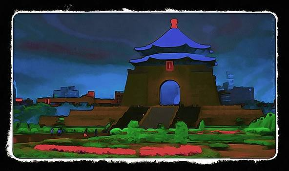 Temple of the Moon by Mario Carini