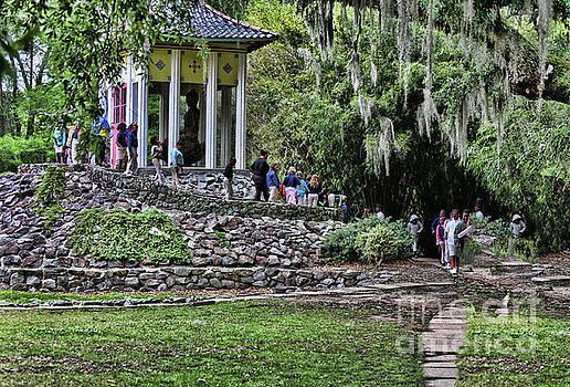 Chuck Kuhn - Temple Shonfa Avery Island Louisiana