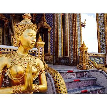 #temple #textiles #throwback by Kang Choon Wong