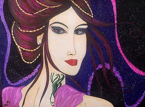 Tenacious Bride For Her Dreams by Tejsweena Krishan
