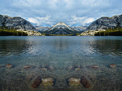 Yosemite Tenaya Lake Mirror by Kyle Hanson