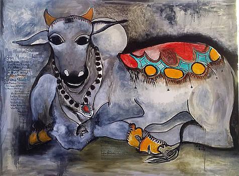 Tender Bull by Padma Prasad