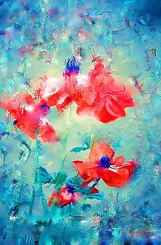 Rosalina Atanasova - tender flowers