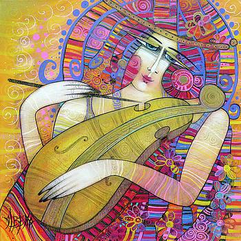Tender Violin by Albena Vatcheva