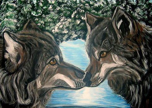 Tenderness by Vickie Wooten