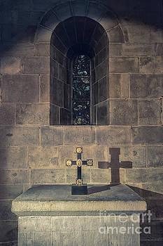 Catholic cell by Vyacheslav Isaev