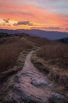 Tennent Sunset by Dawnfire Photography