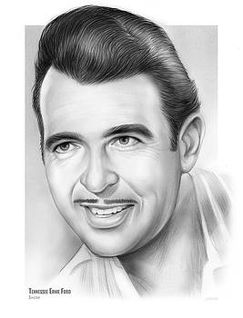 Tennessee Ernie Ford by Greg Joens