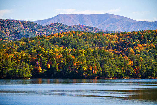 Tennessee Mountains by Paul Bartoszek