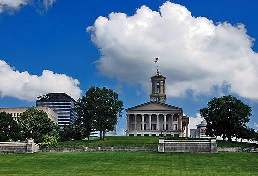 Susanne Van Hulst - Tennessee State Capitol Nashville