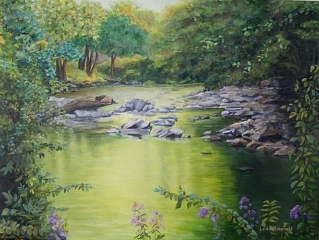 Tennessee Treat I by Leda Rabenold