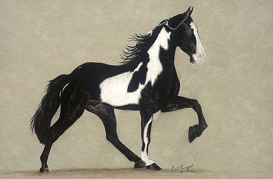 Tennessee Walker by Gail Finger