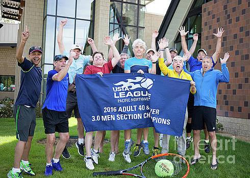 Tennis 3.0 Men Champs by MaJoR Images