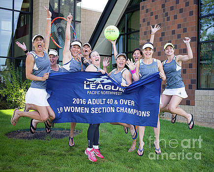 Tennis 3.0 Women Champs by MaJoR Images