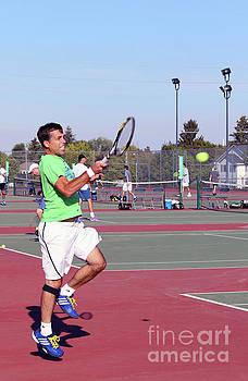 tennis at CV Mens Sgles by MaJoR Images