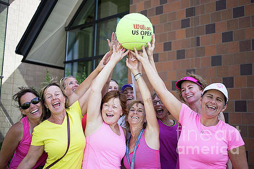 Tennis Ladies Champs by MaJoR Images