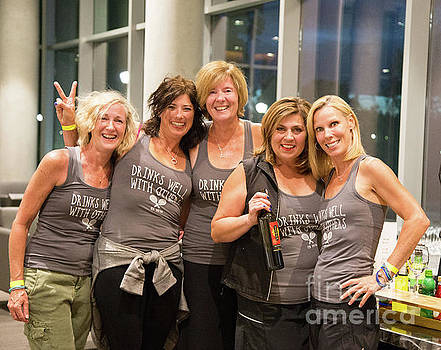Tennis Party Matching Tanks by MaJoR Images
