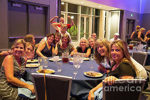Tennis Party Photo Bombers by MaJoR Images