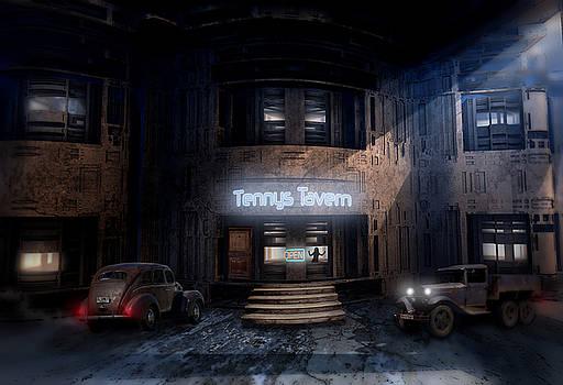 Tenny's Tavern by Hal Tenny