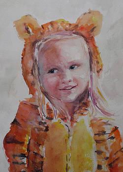 Tentative Tiger by Christine Peterson