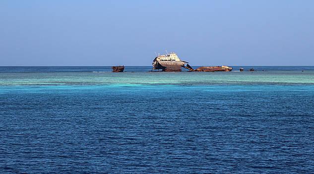 Teran Island by Ehab Amin